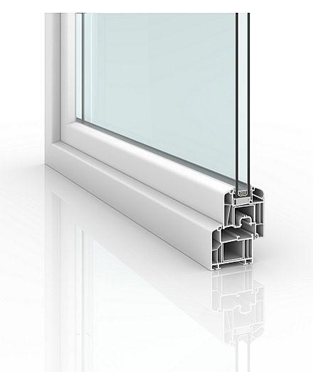 Plastové okno INCON Elegance