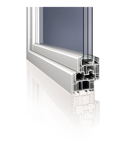 Plastové okno INCON Exclusive